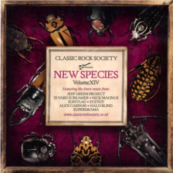V/A - Classic Rock Society: New Species Volume XIV (2014)