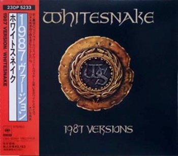 Whitesnake - 1987 Versions (1987) [Japanese Edition]