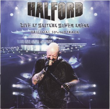 Halford - Live At Saitama Super Arena: Original Soundtrack (2011)