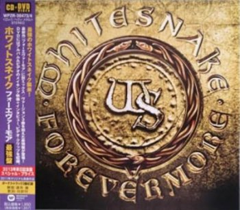 Whitesnake - Forevermore (2011) [CD + DVD, Japanese Edition]