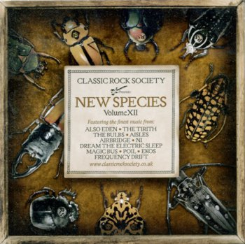 V/A - Classic Rock Society: New Species Volume XII (2014)