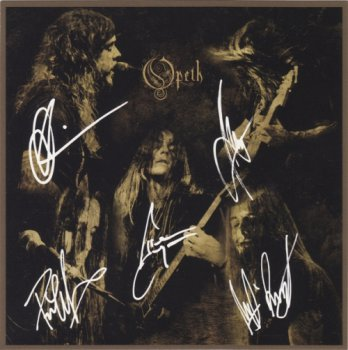 Opeth - Japanese CD Collection