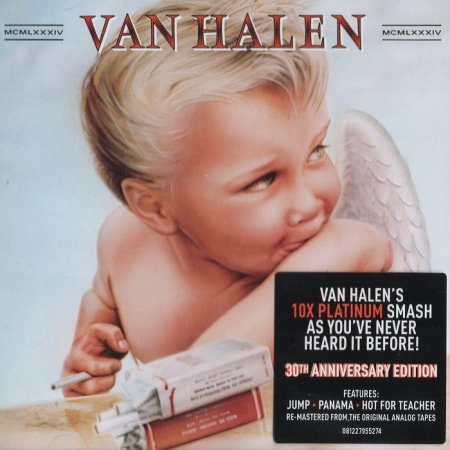 Van Halen - 1984 [30th Anniversary Edition] (2015)
