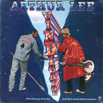 Arthur Lee - Vindicator 1972 (Vinyl Rip 24/192)