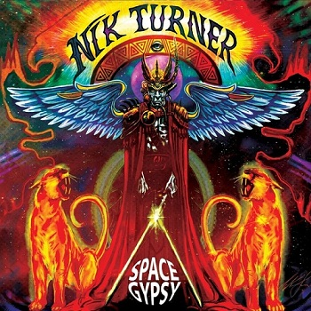 Nik Turner - Space Gypsy (2013)