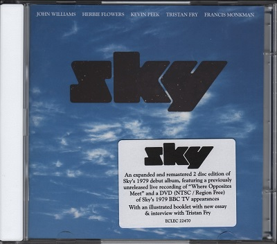 Sky - Discography [Expanded & Remaster] (2014-2015)