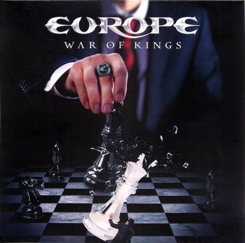 Europe - War Of Kings [Hell&Back Recordings, Ger, LP, (VinylRip 24/192)] (2015)