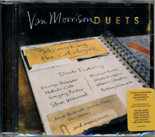 VA - Van Morrison Duets: Re-Working The Catalogue (2015)