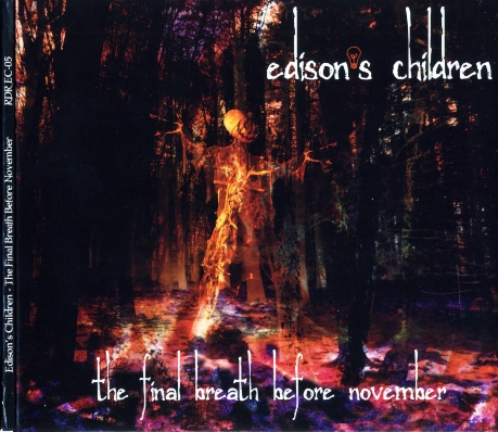 Edison's Children - The Final Breath Before November (2013)