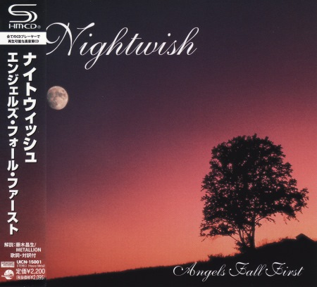 Nightwish - Angels Fall First [Japanese Edition] (1997) [2012]