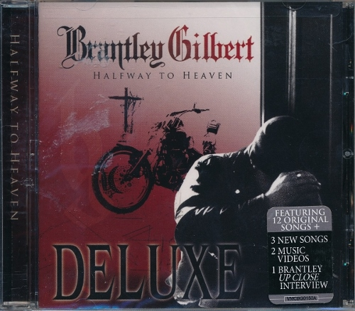 Brantley Gilbert - Halfway To Heaven (Deluxe) (2011)