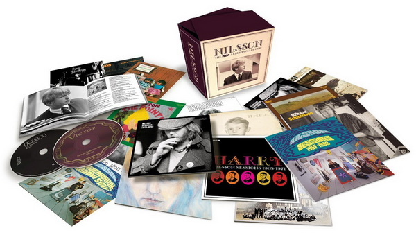 Harry Nilsson: The RCA Albums Collection - 17CD Box Set RCA Records 2013