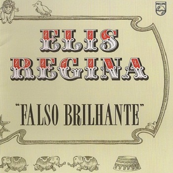 Elis Regina - Falso Brilhante [DVD-Audio] (2007)