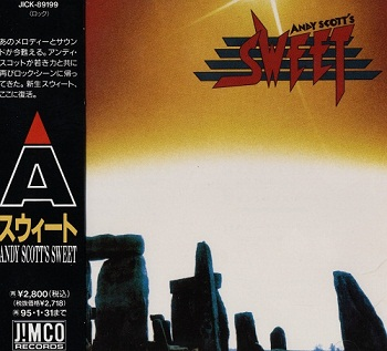 Andy Scott's Sweet - A (Japan Edition) (1993)