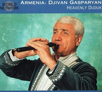 Djivan Gasparyan - Heavenly Duduk (1999)