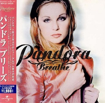 Pandora - Breathe (Japan Edition) (1999)