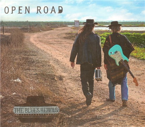 The Blues Rebels - Open Road (2015)