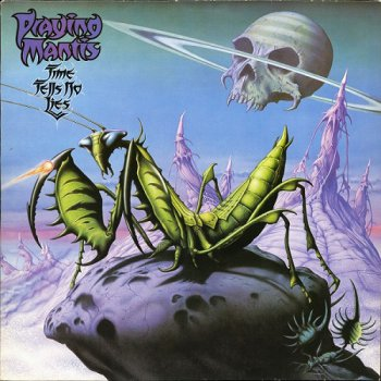 Praying Mantis - Time Tells No Lies 1981 (Vinyl Rip 24/192)