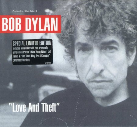 Bob Dylan - Love And Theft [Special Limited Edition] (2001)