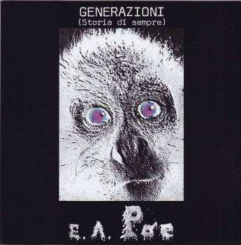 E. A. Poe - Generazioni (Storia di Sempre) 1974 [2013 SHM-CD Japan / Belle Antique 132074]