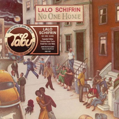 Lalo Schifrin ‎- No One Home (1979) [2014 Remaster]