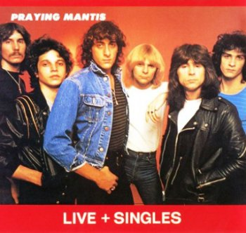 Praying Mantis - Live + Singles 1993 (Bootleg)