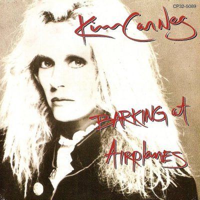 Kim Carnes - Barking At Airplanes [Japan] (1985)
