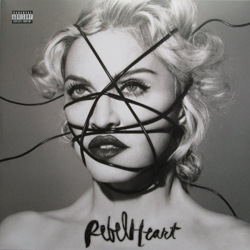 Madonna - Rebel Heart [2LP] (2015)