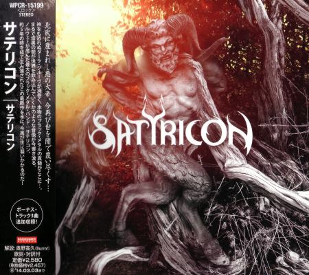 Satyricon - Satyricon [Japanese Edition] (2013)