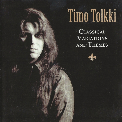 Timo Tolkki - Classical Variations And Themes (1994) [Argentinian Press 1995]