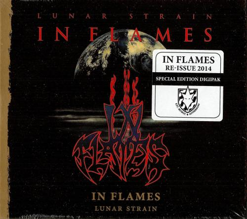 In Flames - Lunar Strain (1994) [Re-issue 2014]