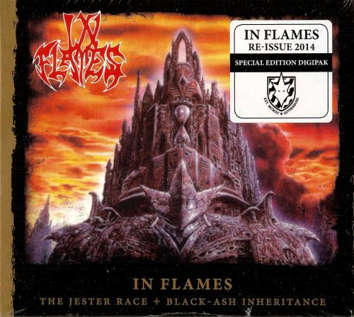 In Flames - The Jester Race (1996) [Re-issue 2014]