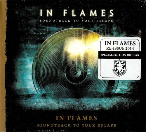 In Flames - Soundtrack To Your Escape (2004) [Re-issue 2014]