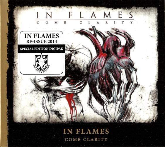 In Flames - Come Clarity (2006) [Re-issue 2014]