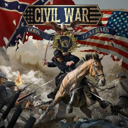 Civil War - Gods and Generals [Limited Edition] (2015)