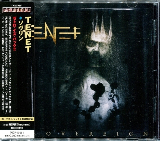 Tenet - Sovereign (2009) [Japanese Edition]