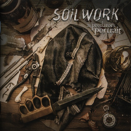 Soilwork - A Predator's Portrait (2001) [Re-issue 2013]