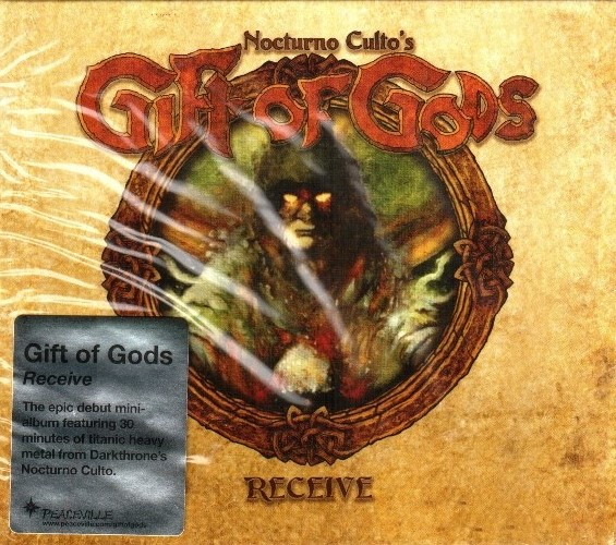 Nocturno Culto's Gift Of Gods - Receive MCD (2013)