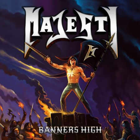 Majesty - Banners High [Limited Edition] (2013)