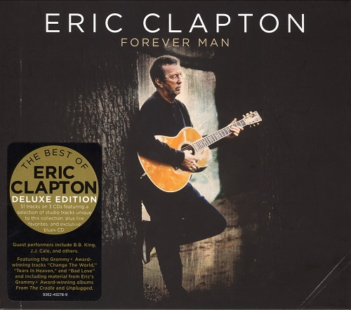Eric Clapton - Forever Man [Deluxe Edition] (2015)