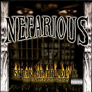 Nefarious-Speak Of The Devil-The Unreleased Verses 2000