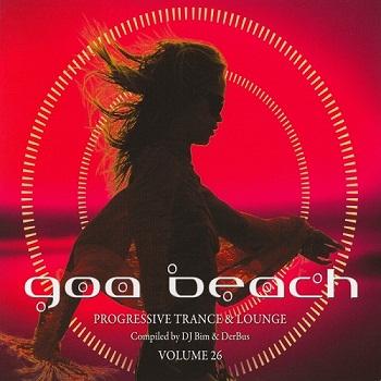 DJ Bim & DerBus - Goa Beach - Vol.26 (2015)