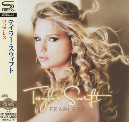 Taylor Swift - Fearless [Japanese Edition] (2008) [2009]