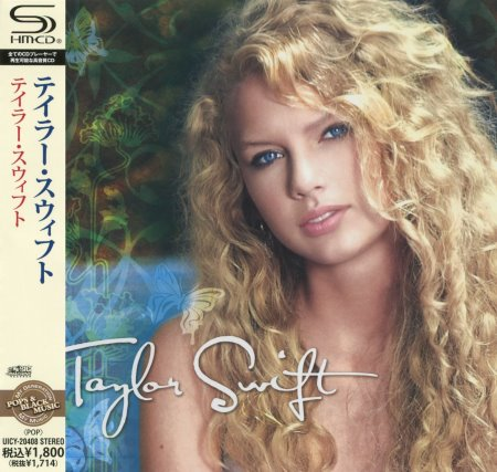 Taylor Swift - Taylor Swift [Japanese Edition] (2006) [2008]