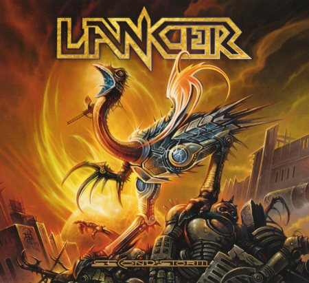Lancer - Second Storm (2015)