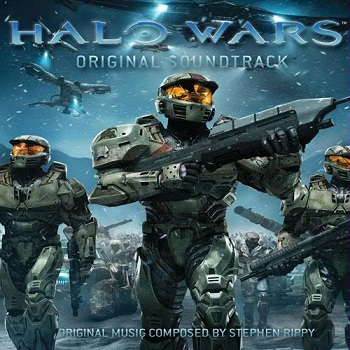 Stephen Rippy - Halo Wars OST [DVD-Audio] (2009)