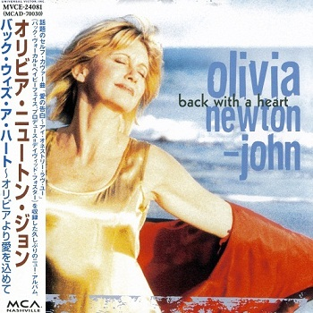 Olivia Newton-John - Back with a Heart (Japan Edition) (1998)