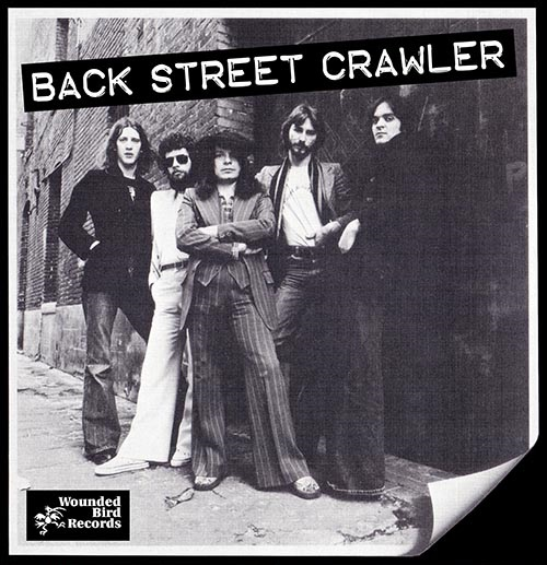 Back Street Crawler - The Band Plays On + 2nd Street