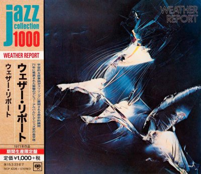 Weather Report - Weather Report (1971) [2014 Japan Jazz Collection 1000]