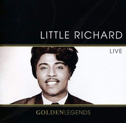 Little Richard - Live/ Golden Legends (2006)